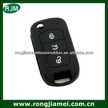2014 hot product silicone nissan car key cover wholesale