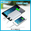 2014 Hot Sale USB Mobile Phone Power Bank 12000mAh For iPad With 3.1A Dual Output