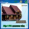 <Happiness>dark red stone veneer metal roof sheets/tile building materials hot sale Africa Market