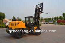 Diesel empilhadeira toneladas 3.5 cpcy35 off road empilhadeira