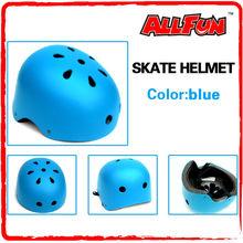 blue bicycle helmet with EN1078 skate helmet