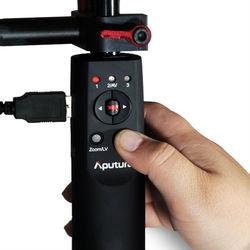 Aputure Digital Camera USB Focus Control Handle for Jib, Crane, Slider and Should Rig