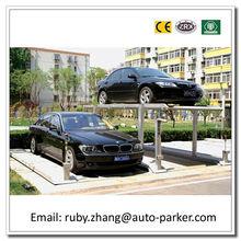 Cheap and High Quatity Smart Car Parking System Hydraulic Garage Car Lift Residential Pit Garage Parking Car Lift