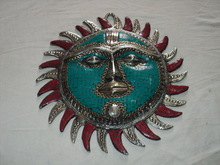 metal mask for decorations from india