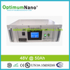 Rechargeable 48V 10Ah-100Ah lifepo4 battery pack for electric sanitation truck