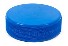 Light hockey puck