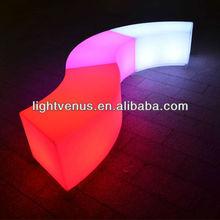 Romatic atmosphere Creating led furniture sofas
