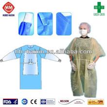 Estéril Ultrasonic costura operação campos cirúrgicos & vestido