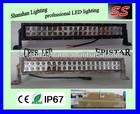 "Shanshan Produce Ridid Aluminum led ligt bar 21.3"" 120w CREE LED Led Off road Bar Lights 4WD boat ATV UTV driving Lihgts"