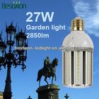 E27 27w led garden lamp Repalce HPS warm white outdoor house LED garden bulb light