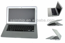 OEM 13 inch CE Standard note book /laptop manufacturer