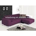 Sofá moderno canto da tela, Pequeno canto sofá para sala de mobiliário, Sofá moderno de sofá de canto barato