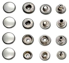 Metal Custom snap button for jacket
