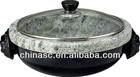 Anti-crack dragon's head stone white clay pots terracotta