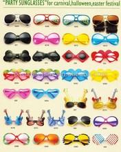 Designer best sell 2014 carnival party sunglasses