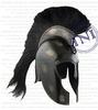 Trojan War Helmet, armor helmet, medieval armour