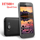 5 inch IPS Scren Android 4.1 Dual Sim 4GB Rom Hero 7500+ MTK6589 Android Phone