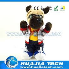 Musical Dancing Dog Stuffed & Plush Toy Animal