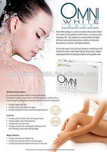 Omni white soap & Glutafit