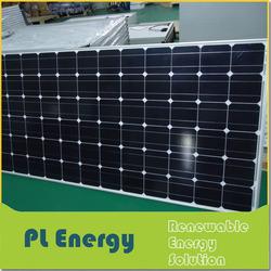 24vdc pv solar panel monocrystalline 280w