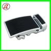 wholesale high quality zinc alloy automatic buckle, hot selling 35MM fashion style custom logo belt buckles