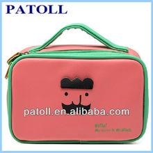 Lady unique luxury cosmetic bag