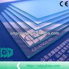 clear flat glass