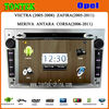 2 din 7 inch android touch screen autoradio gps car dvd opel