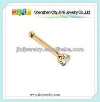 diamond nose pin designs