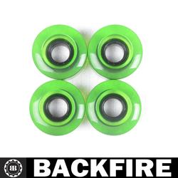 Backfire urethane wheel skateboard wheels 58 mm four wheeler Professional Leading Manufacturer
