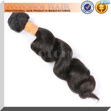 Top grade cut from one donor 5a virgin peruvian hair