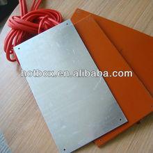 Car diesel oil flexible silicone heater