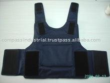 Bulletproof and Knife Resistant Vest