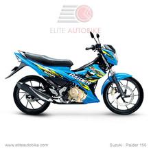 Suzuki Raider 150-2 Blue