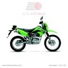 Kawasaki KLX 125-2 Green