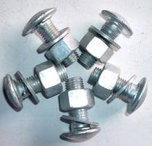 Guardrail Bolt or Splice Bolt