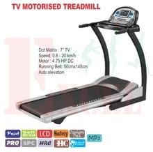 TV Motorized Treadmill