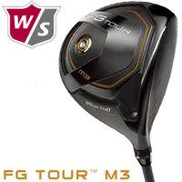 Wilson FG TOUR M3 driver, Aldila RIP Phenom 50 shaft golf club wilson