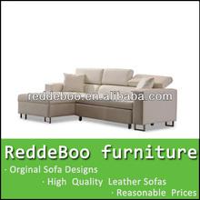 Oro de la hoja sofá muebles, Birmania teca de la hoja furniture1106 #