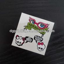 eyes sticker for game/varied tattoo sticker