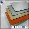 Panel compuesto de aluminio/instalación alucobond