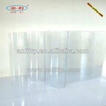 Light diffuer greenhouse roofing / fiberglass sheet / FRP corrugated sheet