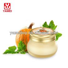 50g pumpkin whitening nourishing cream,women skin care products