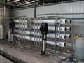 L'industrie chimique utiliser 20 t/1650cm système d'osmose inverse eau équipement de traitement/machine