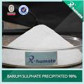 98% sulfato de bário precipitado