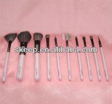 lady Make up Brush Set in Holder Business Promotion Gift Mirror