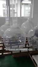 Super big Quartz glass jar or quartz beaker or quartz glass labware