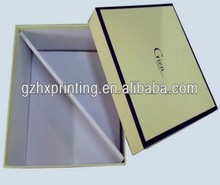 High quality paper box small quantities welcomed with low factory price