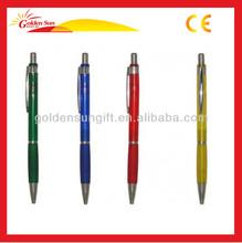 Top Quality New Design Plastic Hilton Ball Pen