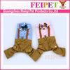 Innovative fashion summer pet apparel dog clothes